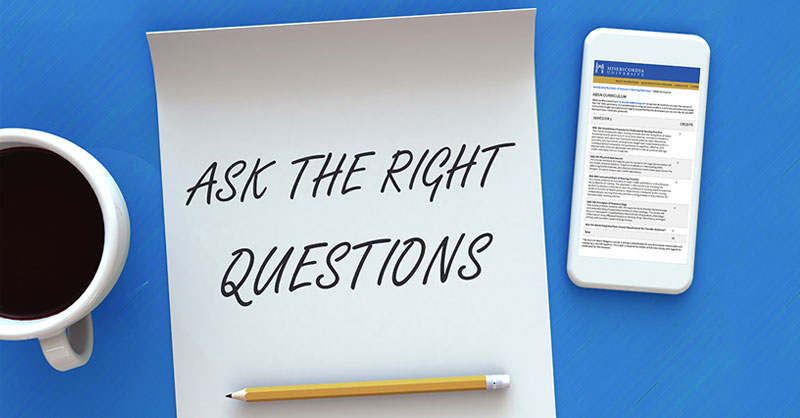 Questions to Ask in a Nursing School Interview